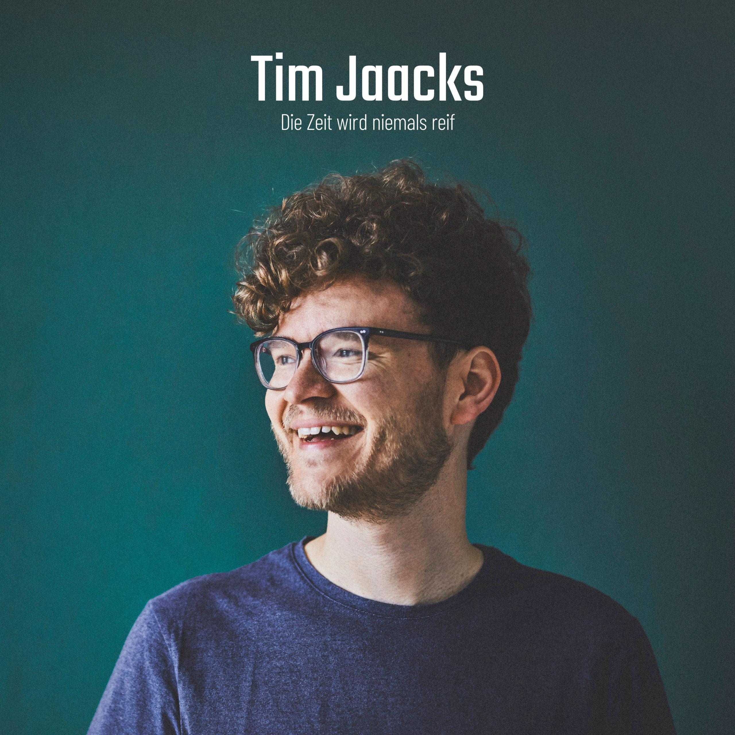 Tim Jaacks' Album erscheint bei Kombüse Schallerzeugnisse auf CD und Vinyl.