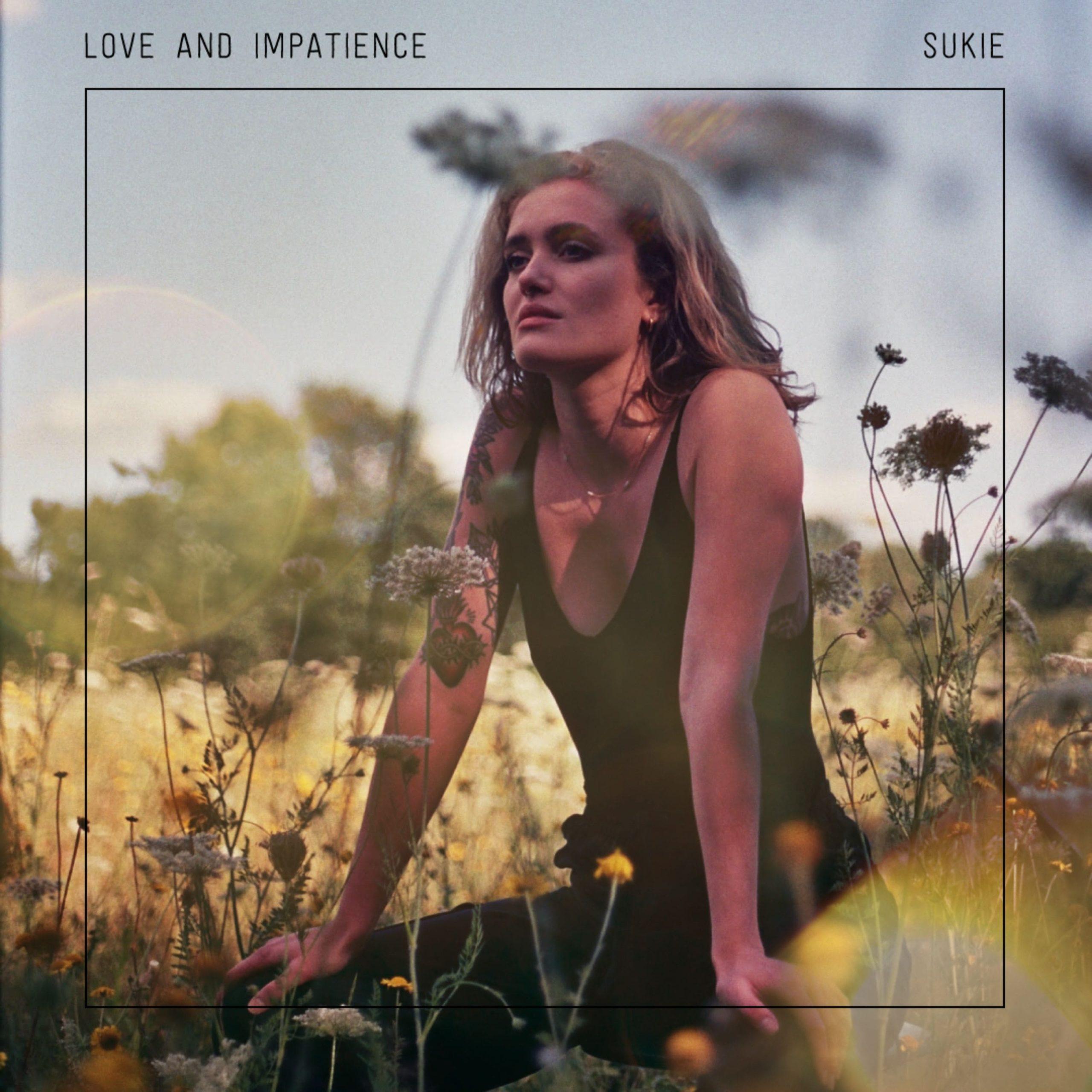 """Das Cover zur EP """"Love And Impatience"""" Foto: Tim Erdmann"""