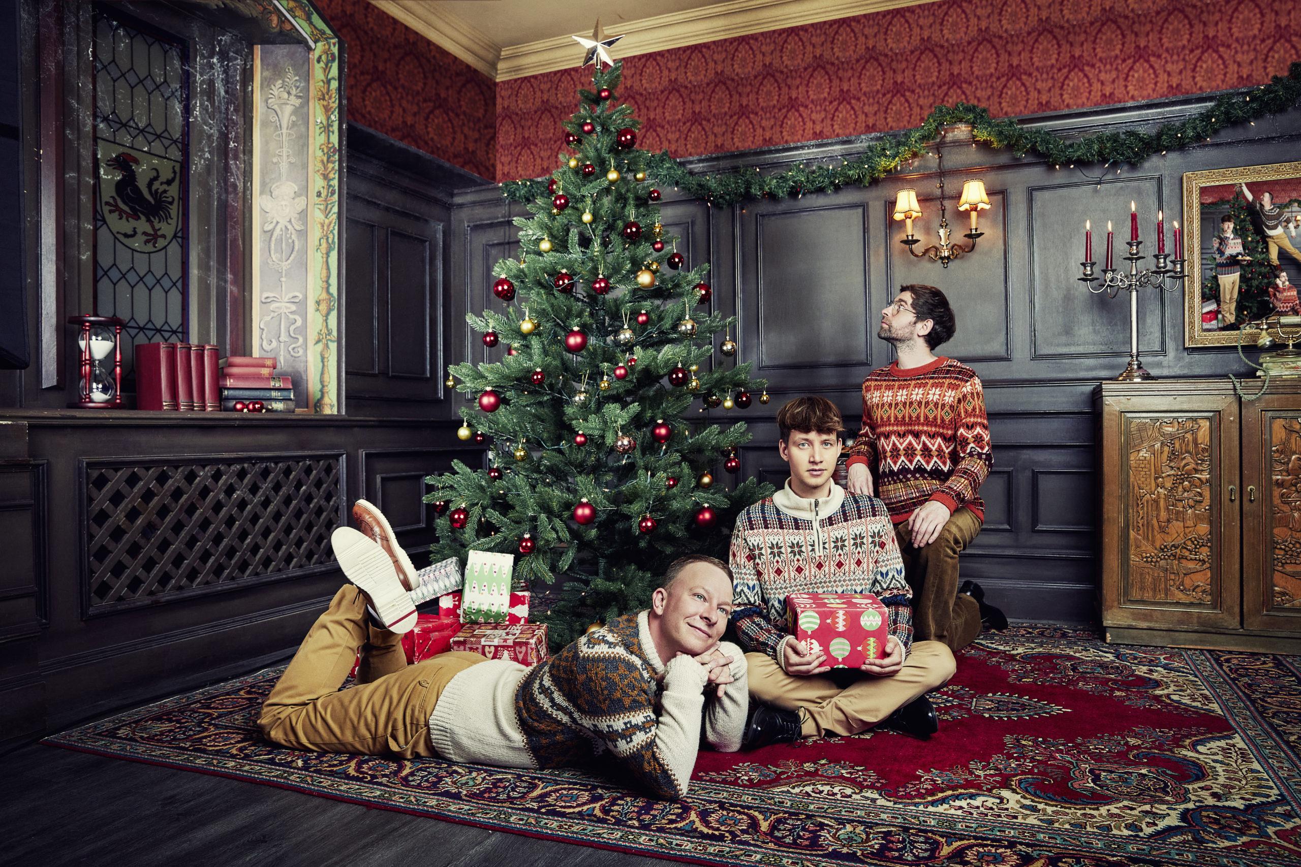 Weihnachten kann losgehen! Deine Freunde haben die perfekten Songs fürs Fest herausgebracht. Foto: Michi Schunck